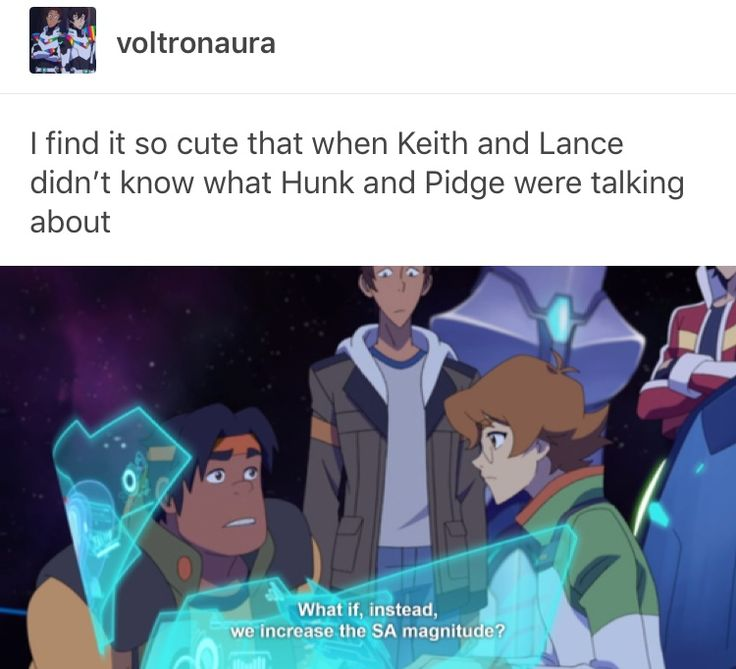 They were so confused it was beautiful