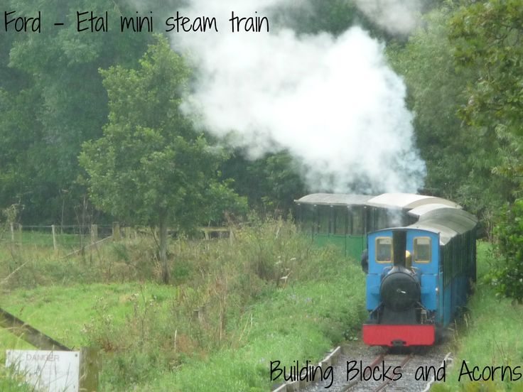Ford and Etal Steam Railway