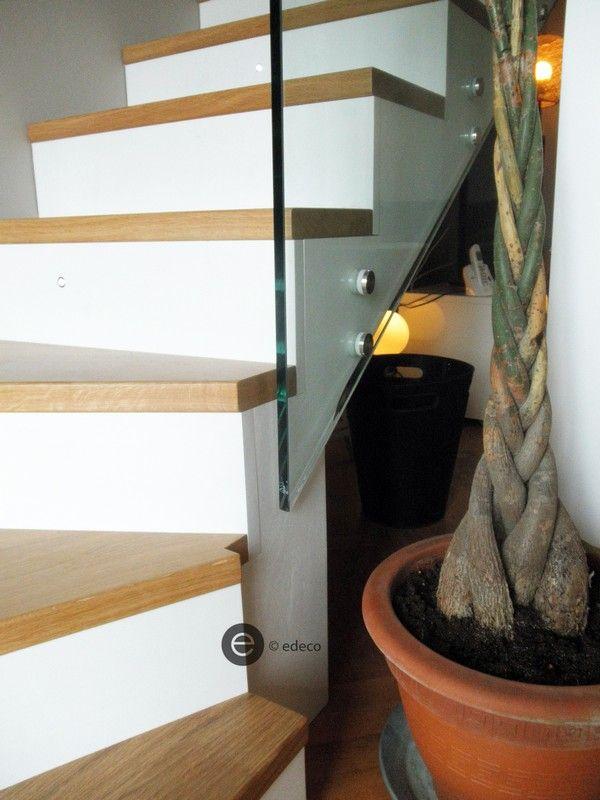 Les 25 meilleures id es de la cat gorie garde corps verre sur pinterest escalier en verre for Idee rampe escalier