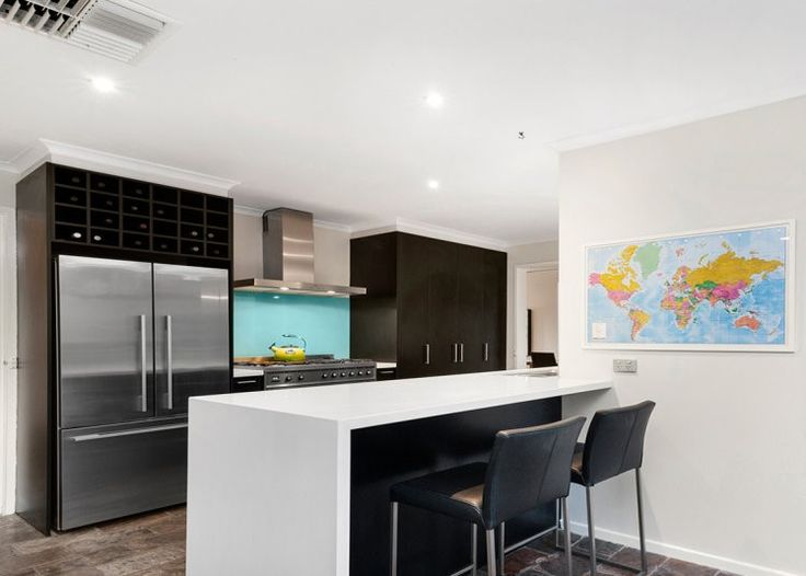Everything in its Place - Home styling, property styling, home staging, property, selling, selling home, selling home Australia, stylist, interior, home decor, modern kitchen, black kitchen
