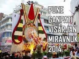 Image result for pune ganpati decoration