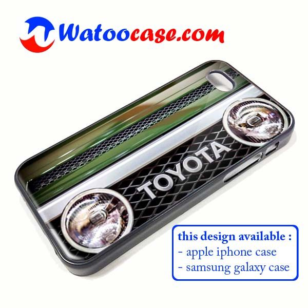 Toyota FJ Offroad Phone Case   Apple iPhone 4 4s 5 5s 5c 6 6s Plus Samsung Galaxy S3 S4 S5 S6 S7 EDGE Hard Case. Toyota FJ Offroad Phone Case