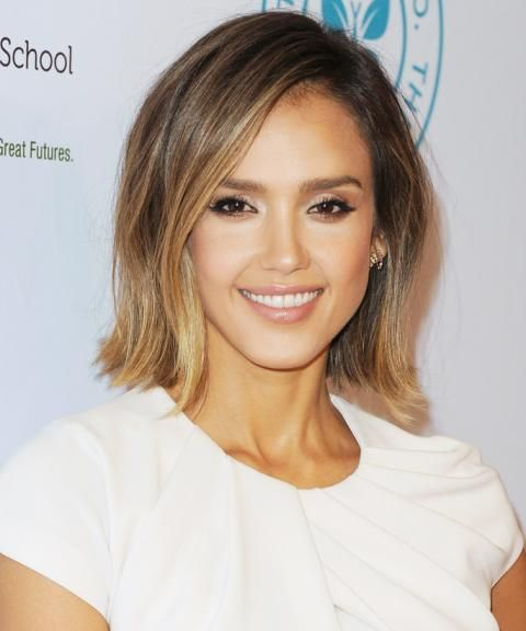 InStyle.com Jessica Alba on the best beauty advice she's received from her mom.