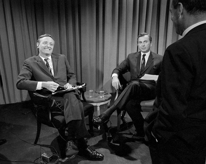 Review: 'Best of Enemies' Recalls Gore Vidal and William F. Buckley Jr.'s TV Battles - The New York Times