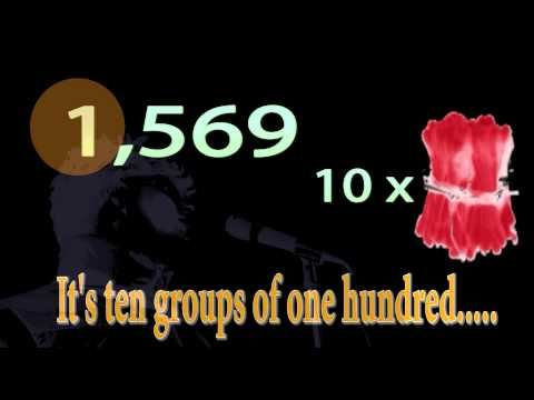 Place Value Song: Ones, Tens, Hundreds, and Thousands