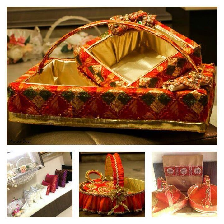 Indian Wedding Gifts Packing Ideas: 244 Best Wedding Packing Images On Pinterest