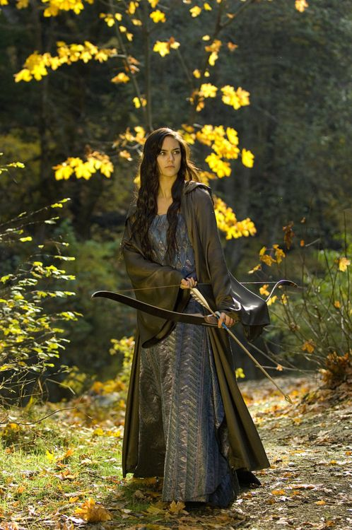 """""""Beautiful Young Ranger with bow"""" by J.D.Gregory on Flickr http://www.flickr.com/photos/jdgregory/6448004203/ 