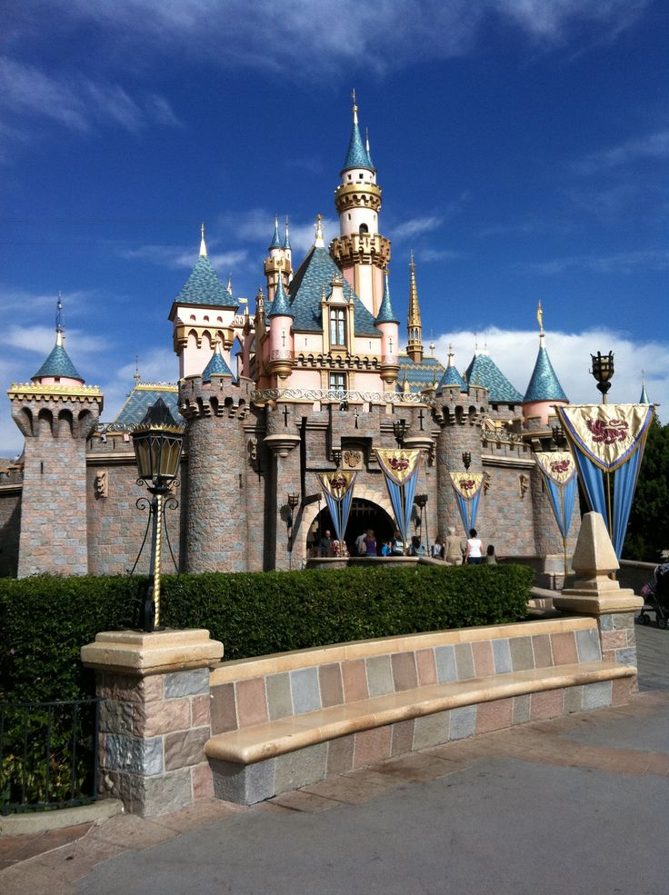 Sleeping Beauty Castle, California