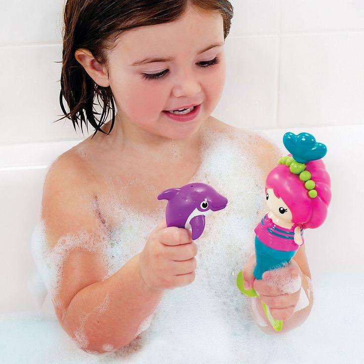 Splash Along Mermaid Bath Toy