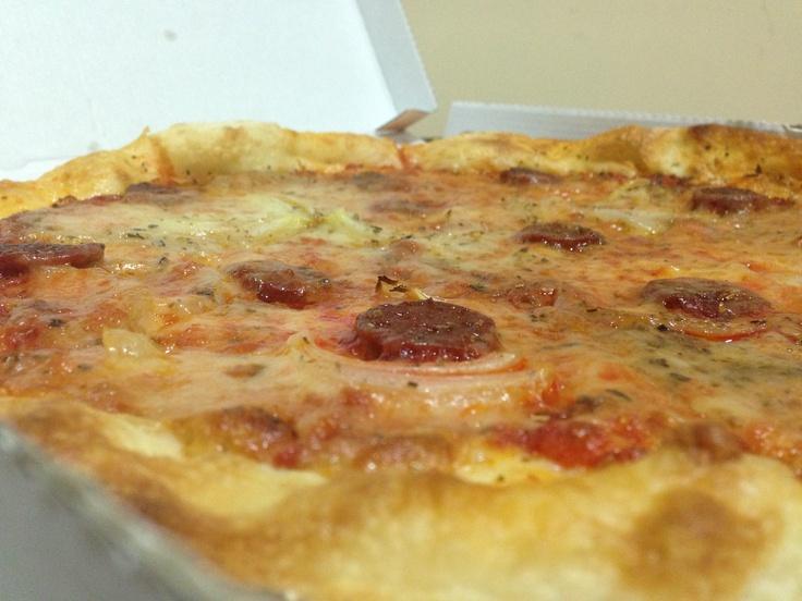 Pizza Vulcano by Andrea - El Molino