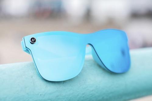 2c38bfc8d554 BLUE PHOENIX - Blenders Eyewear Top Selects Blenders, Mirrored Sunglasses,  Round Sunglasses, The