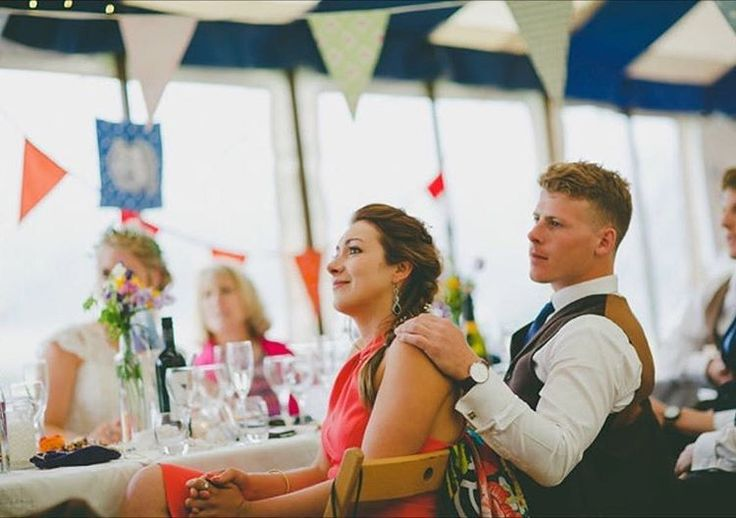 You would be this happy too if you knew what this couple knew. Shhh ** You can compare marquee hire prices online..... Click the link to see how