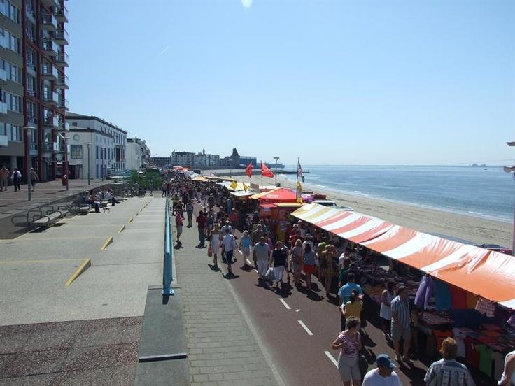 Voorjaars- en zomermarkten