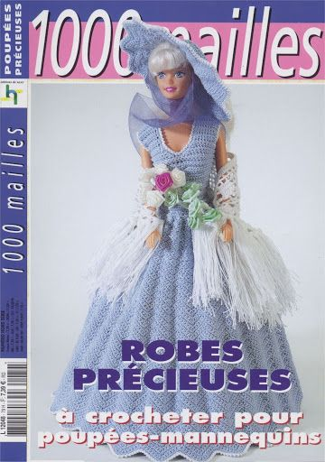 1000 MAILLES BARBIE Nº12848 - Daniela Muchut - Picasa Webalbumok