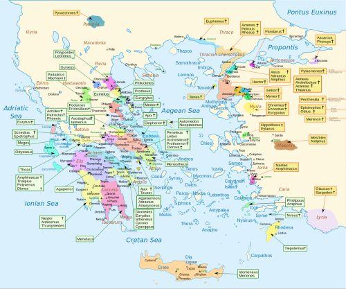 Homeric Greece