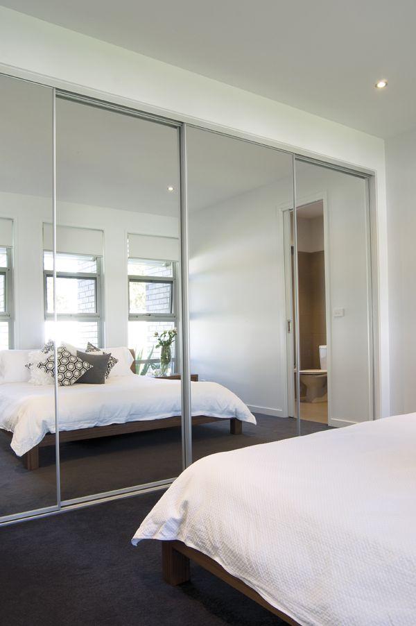25 Best Ideas About Sliding Mirror Wardrobe On Pinterest Sliding Mirror Wardrobe Doors