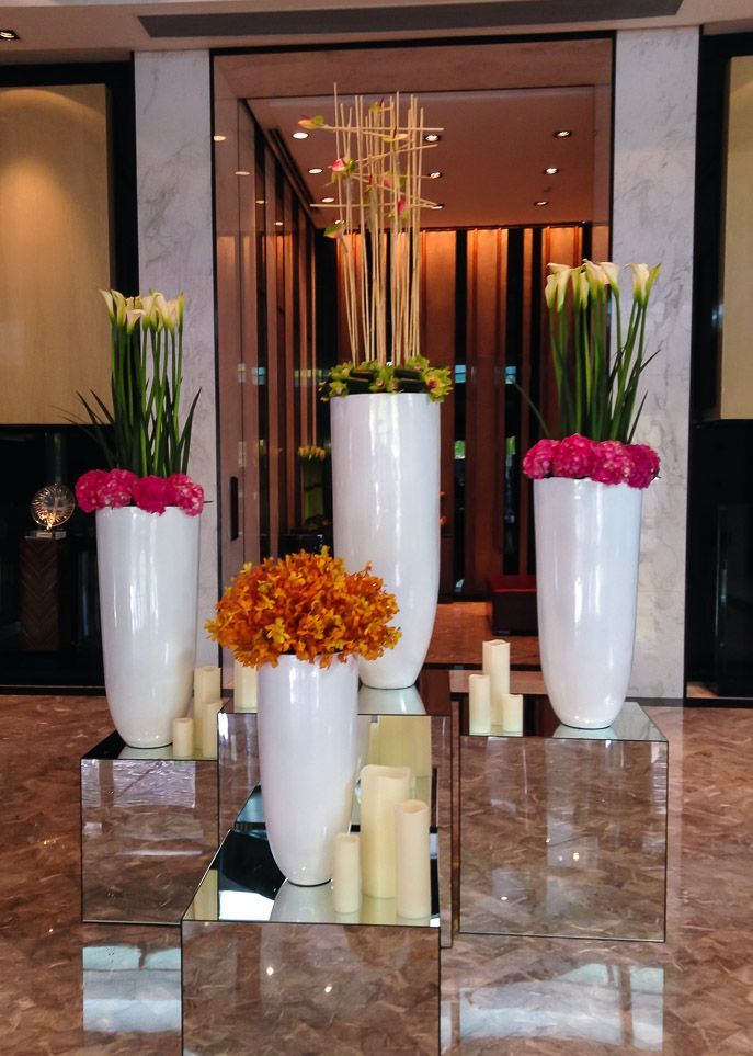 Floral Decor: Luxe Shanghai With Kids At The Four Seasons Hotel In