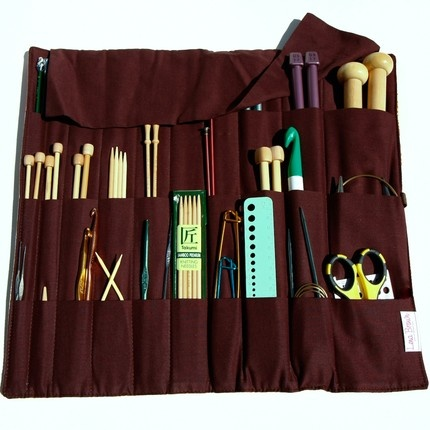 inside of color needle/art supply organzier $37.95