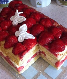 Gâteau Bonne Fête