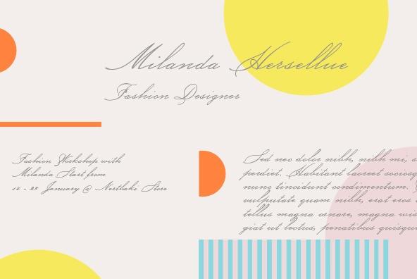 : Ideas Mb, Business Cards, Background Postcard, Postcard Idea