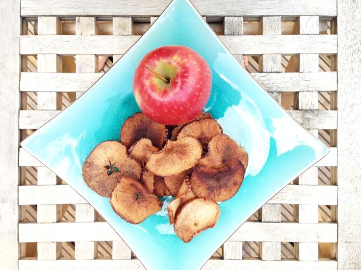 Apple & Cinnamon Crisps 'Nibble nibble' is the only sound you'll hear when you serve up these healthy apple and cinnamon crisps. They're easy to make, cheap to buy and gone in seconds!