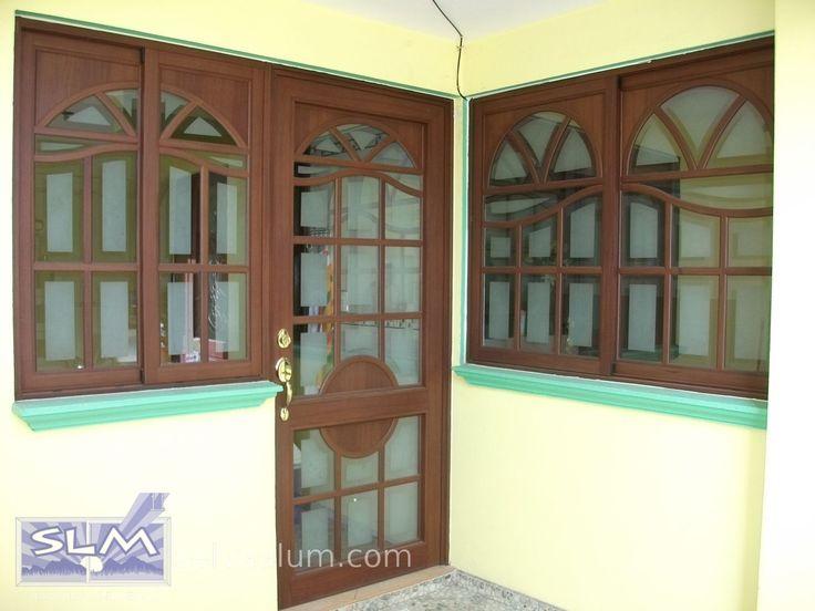 1000 images about puertas y ventanas on pinterest for Ventanas de aluminio catalogo y precios