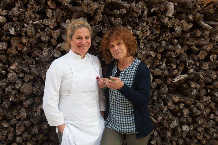 Ana e Noris, in viaggio tra terra e vento. Testo di Lorenza Fumelli, Ph Paolo della Corte/Buenavista Photo