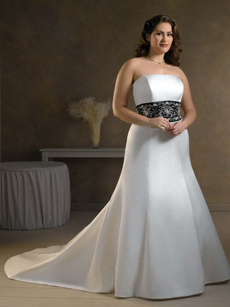 plus size wedding dresses in black and white wedding bells dresses with The Amazing As well as Gorgeous black and white wedding dresses plus size At Las Vegas