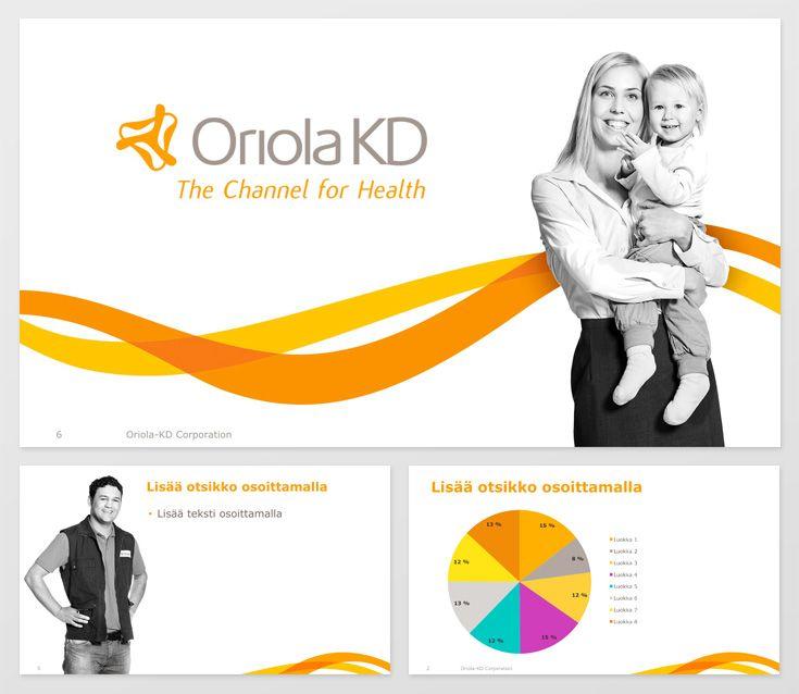 Facelift of Oriola-KD Powerpoint templates. Made in Redland: http://www.redland.fi/oriola-kd-powerpoint-pohjat/