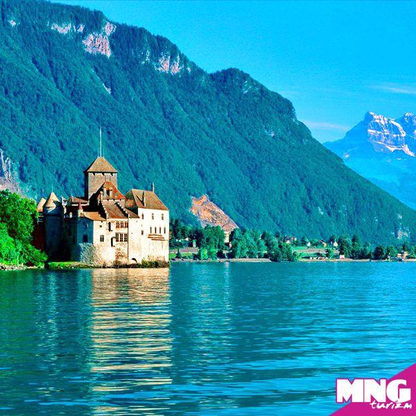 Cenevre Gölü  bit.ly/mngturizm-yurtdisi-turlari-isvicre-turlari  #mngturizm #tatiliste #isviçre