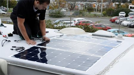 RV Solar Panels – Everything You Need To Know If you're considering adding solar panels to your RV or camper, you know there is enough information to fill a library on the subject. Quite frankly, most of it can be overwhelming and confusing, to say the least. We're going to explore in detail some of [Continue Reading]