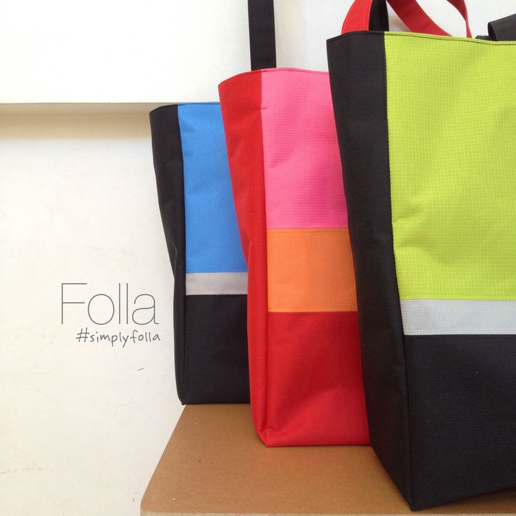 A glance of the #square #tote