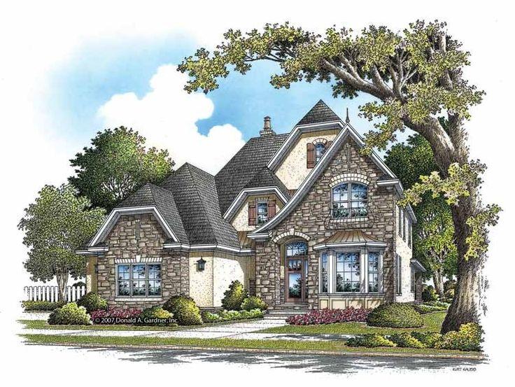 98 best houseplans images on pinterest | european house plans