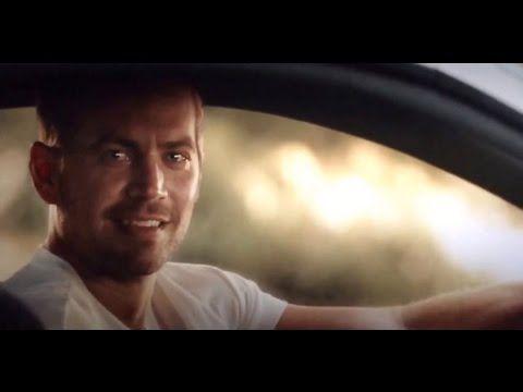 Paul Walker Tribute - See You Again - Fast & Furious 7 - YouTube