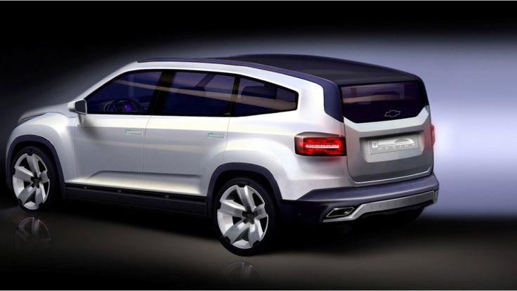 Chevrolet Orlando concept Photo Gallery - Autoblog