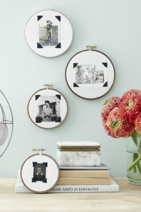 45 Crafty Ideas For Home Decor You Can Make Yourself Embroidery Embroidery Hoops And Home