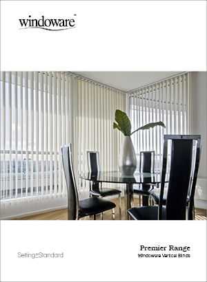 Windoware Vertical Blinds |