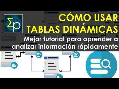 Tablas Dinámicas Excel Mejor Curso Intensivo Para Dar Valor Agregado A Su Tabla Dinámica Tecnologias De La Informacion Y Comunicacion Clases De Computacion