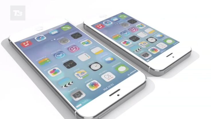 iPhone 6 concept with 5.7-inch screen presented in video  What will the iPhone 6 look like? This is the question that many Apple fans are asking.