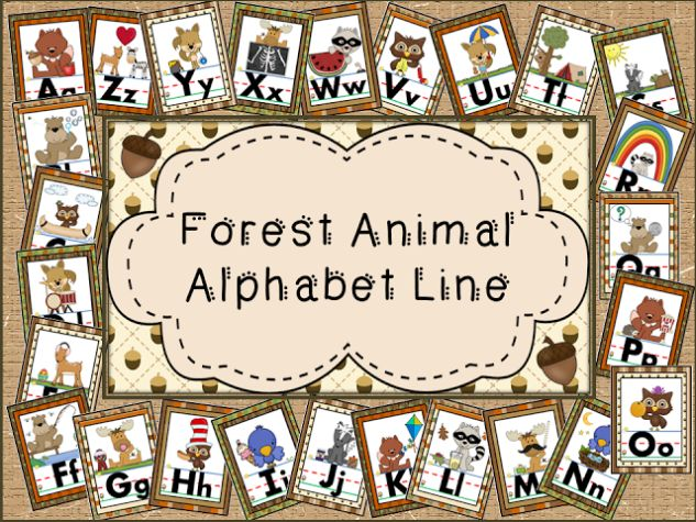 My alphabet lines have been always a popular product for me since I made my first Jungle themed one for my own classroom back in 2011 😉 Since then, I've made LOTS more of them. I get so many requests for different themes, fonts, etc. I try to get to all of the requests that …
