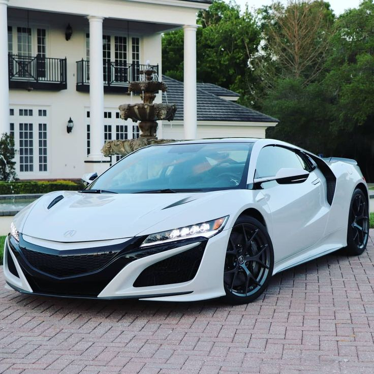 We've Got The Keys To A 2019 @acura NSX This Week! What Do