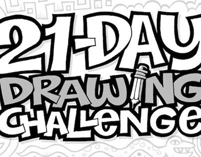 """Check out new work on my @Behance portfolio: """"21-day drawing challenge"""" http://be.net/gallery/31566895/21-day-drawing-challenge"""