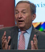 Lawrence Summers to Join Board of 'Hyperdata' Start-Up - The New York Times