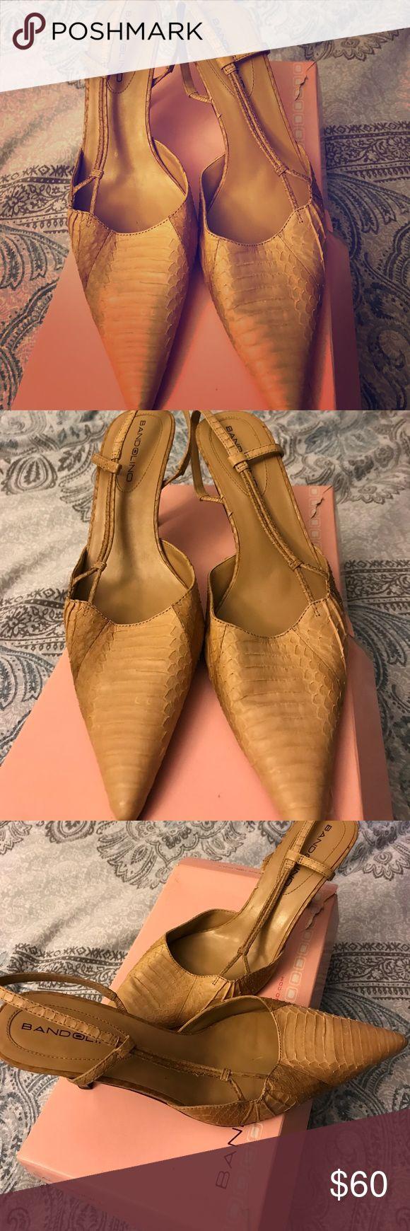 Bandolino Neutral Pump 3in heel pumps Bandolino Shoes Heels
