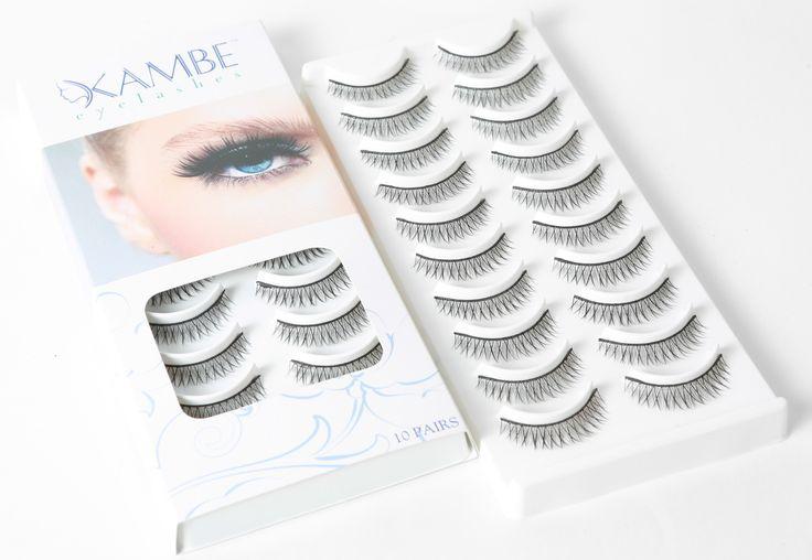 Kambe Eyelashes No. 24