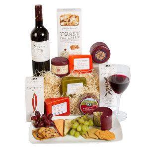 Win a Serenata cheese heaven hamper (RRP £70)