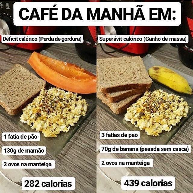 comer para perder peso e ganhar massa muscular