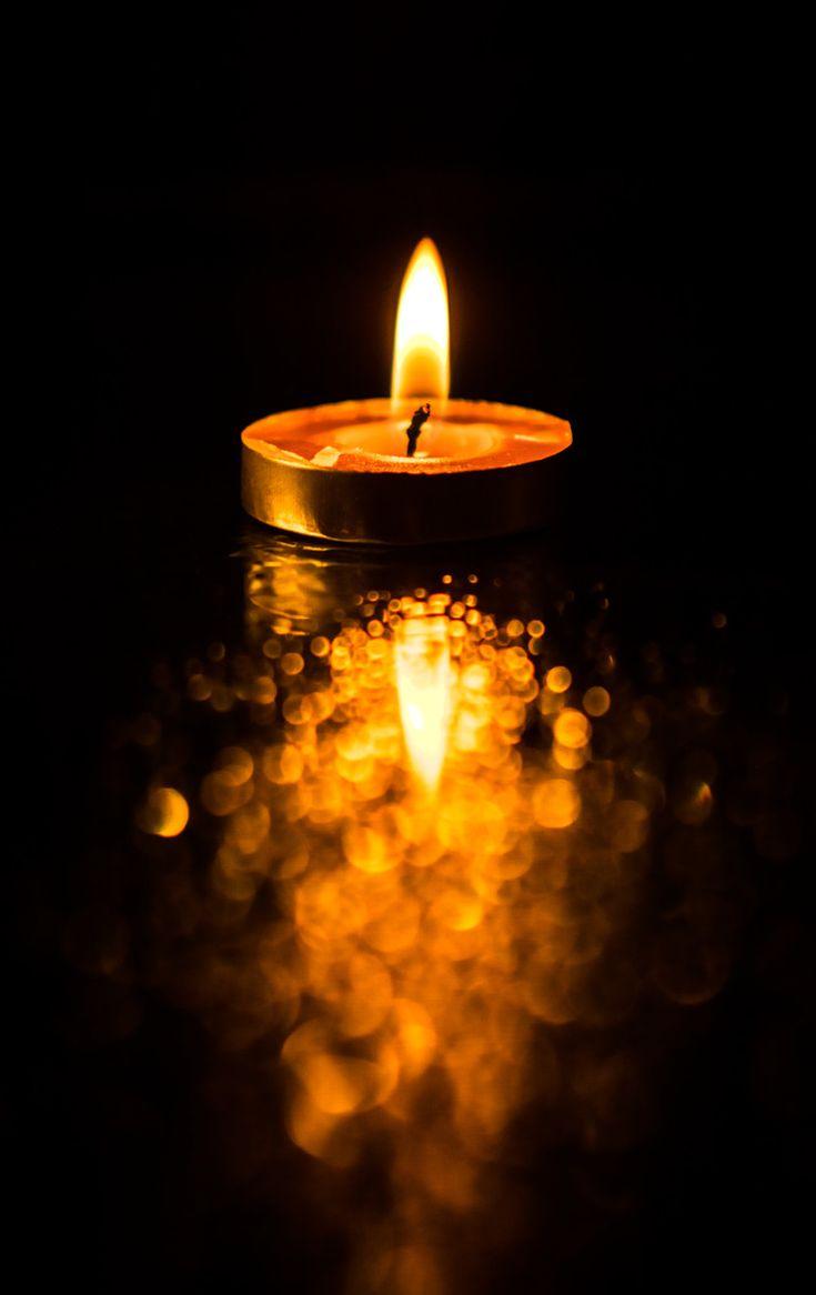 Картинки горящей свечи в память