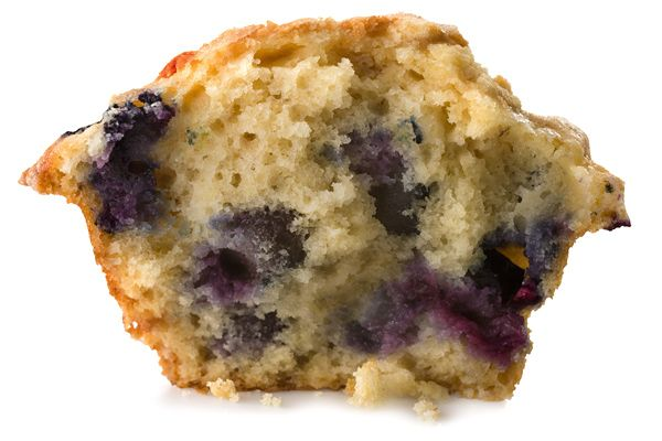 Very Blueberry Muffins | Muffins | Pinterest
