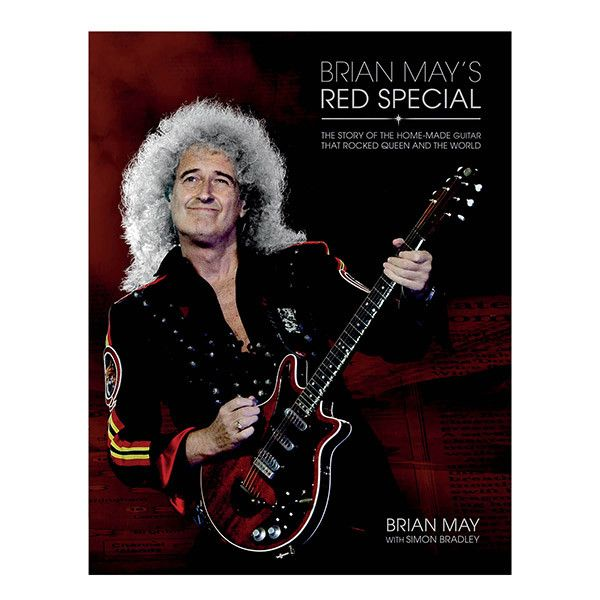 """Hal Leonard """"""""Brian May's Red Special"""""""" by Brian May, Simon Bradley"""